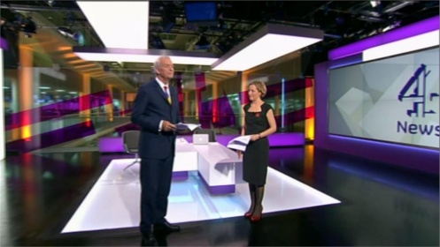 Channel 4 News moves into new studio
