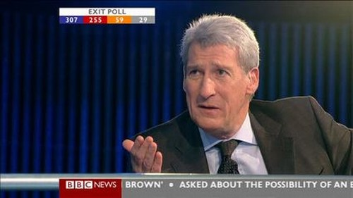 "Paxman: ""George Entwistle's departure is a great shame"""