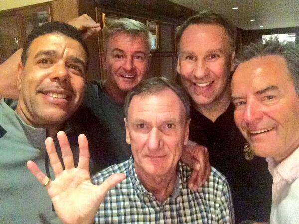 The Sky Sports Soccer Special 'Selfie'