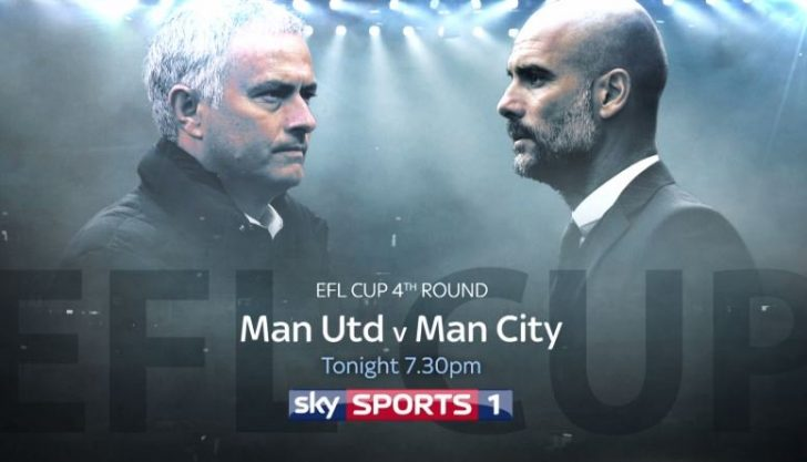 Manchester United v Manchester City – Live TV Coverage on Sky Sports