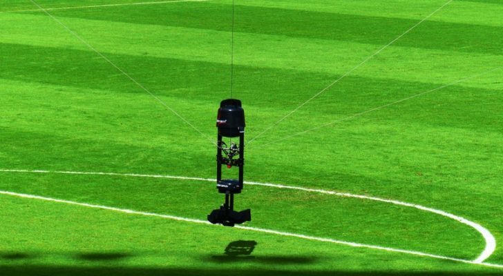 Spidercam to feature during Manchester United v Liverpool coverage