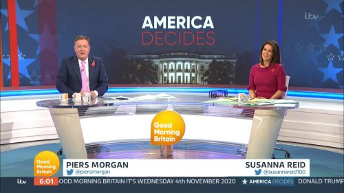 Good Morning Britain - US Election 2020 Coverage (26)